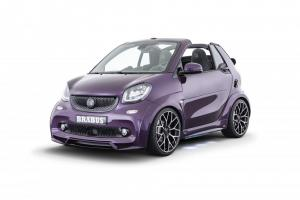 Smart ForTwo Ultimate E by Brabus 2019 года