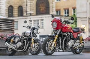 Юбилейный Honda CB1100RS от 5Four Motorcycles