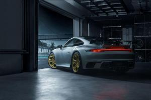 Porsche 911 Carrera 4S Coupe by TechArt 2019 года