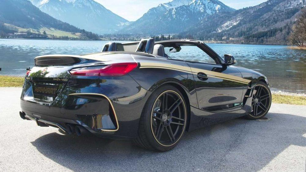 BMW Z4 MHZ4 440 by Manhart Racing