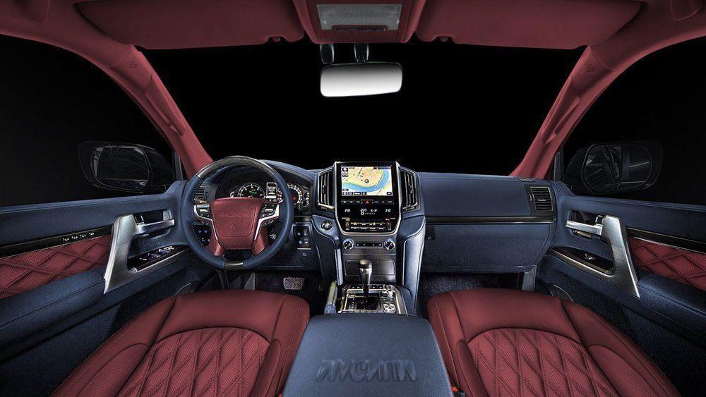 Toyota Land Cruiser Magnum by AutoLife 2019 года