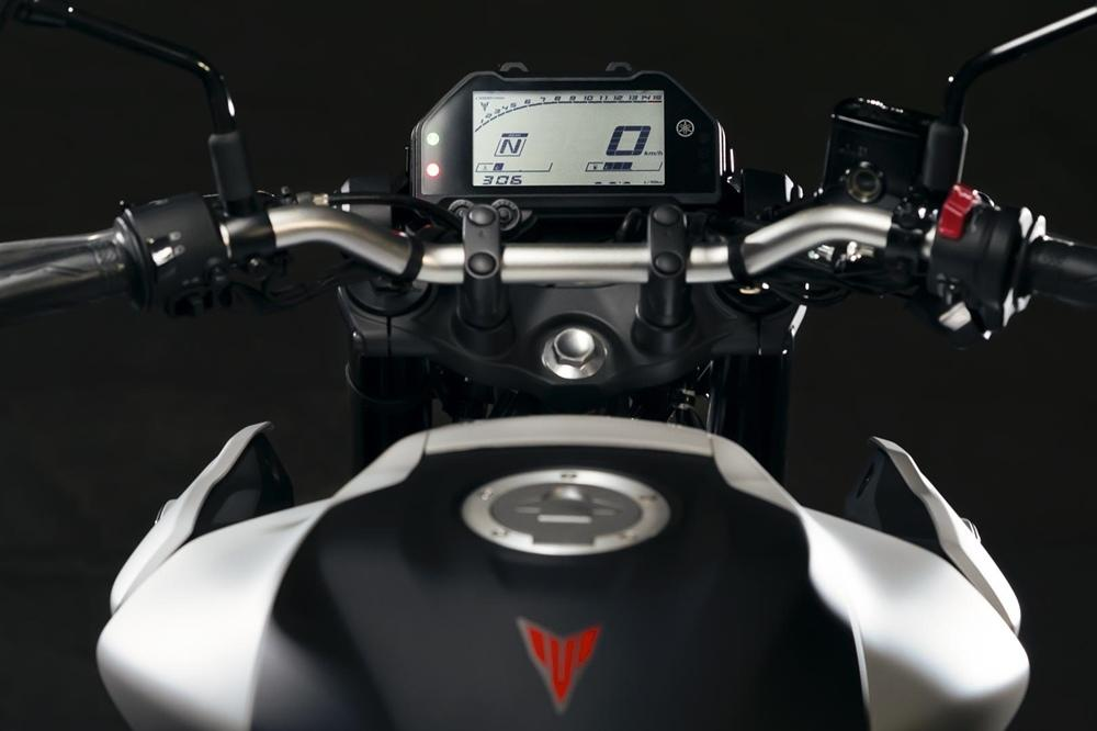 Yamaha MT-03 2020 года