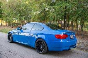 BMW M3 Coupe Competition Package Santorini Blue 2013 года