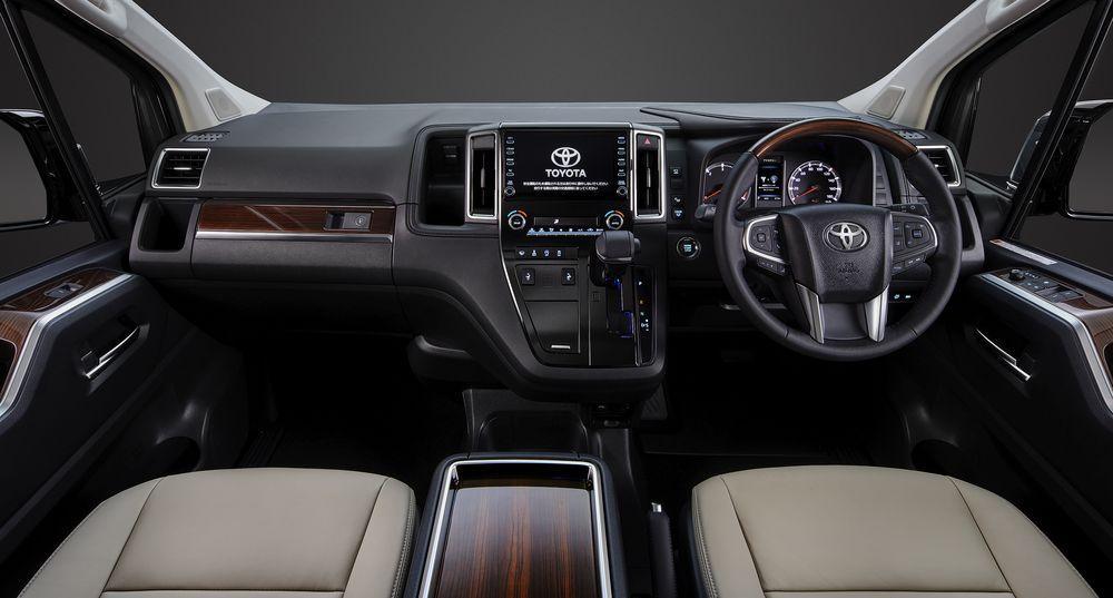 Toyota GranAce Premium 2019 года