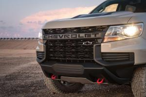 Chevrolet Colorado ZR2 SEMA Truck 2019 года