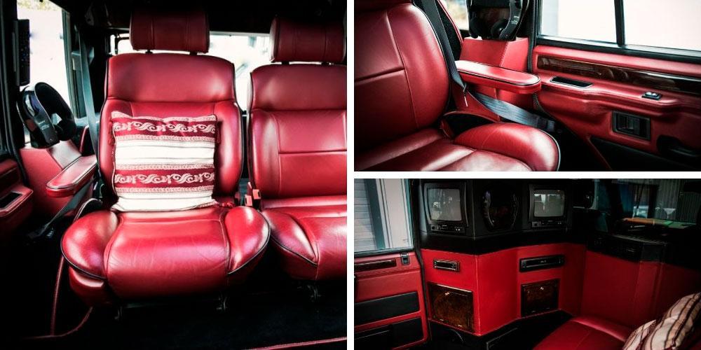 1994 Land Rover Range Rover LSE Limousine Султана Брунея