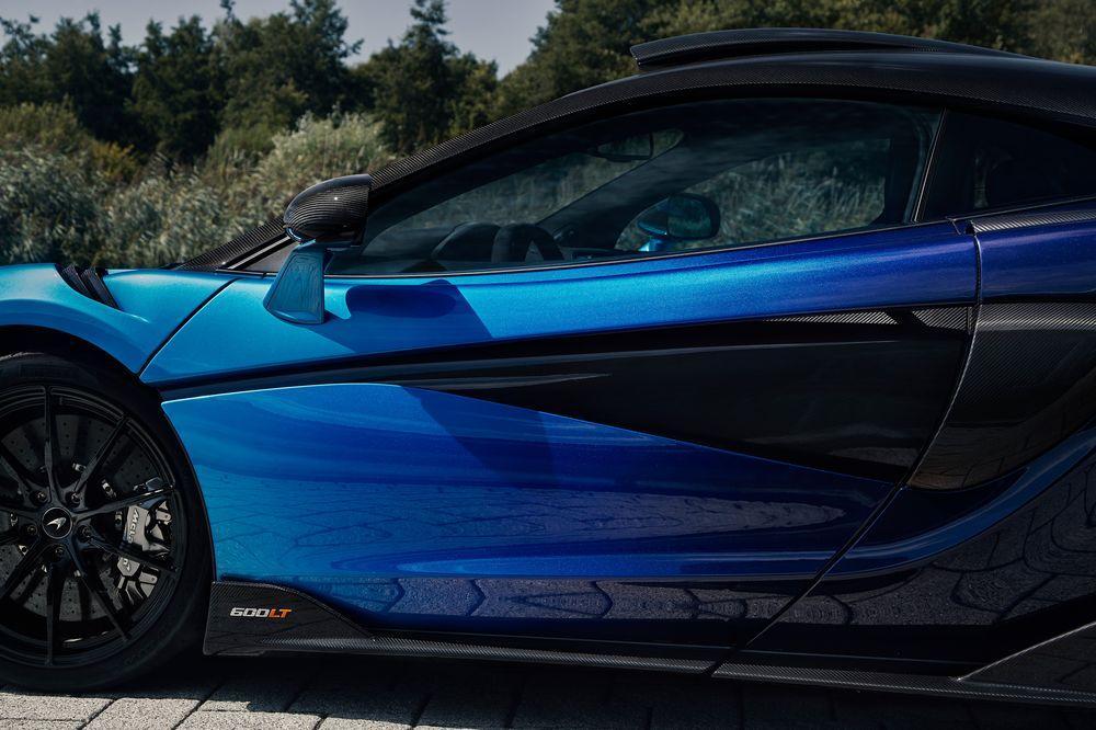 2019 McLaren MSO 600LT Comet Fade