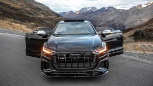 Audi SQ8 TDI by ABT 2019 года