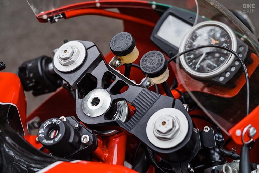 Moto Morini Corsaro 1200 Veloce by XTR Pepo