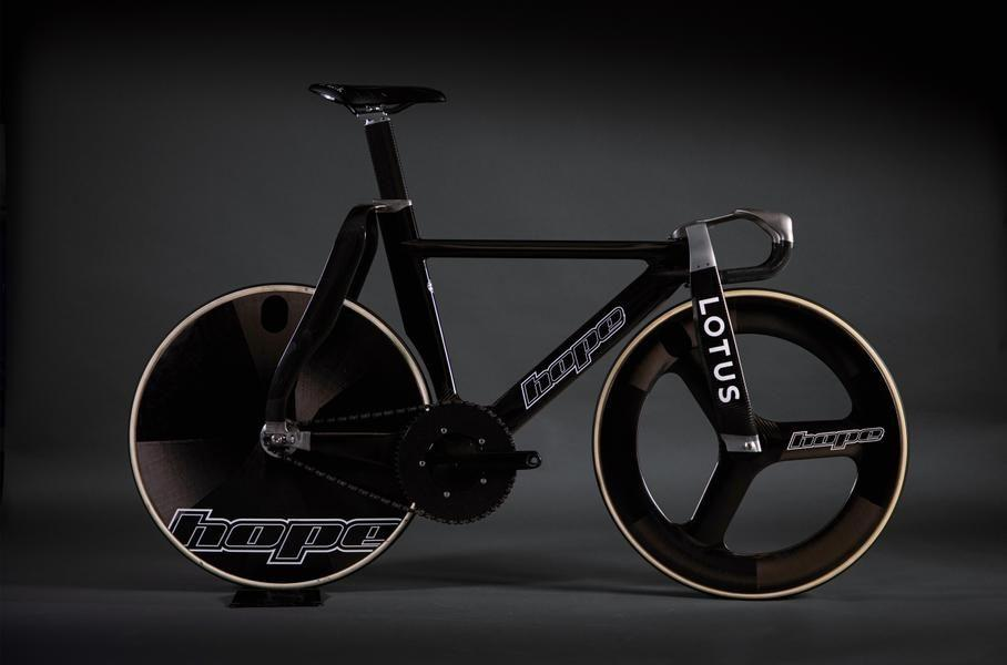 Велосипед от Lotus Engineering и Hope Technology
