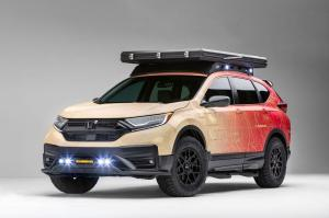 Honda CR-V Dream Build by Jsport 2019 года