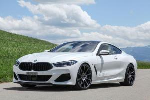 BMW M850i xDrive Coupe by dAHLer 2019 года