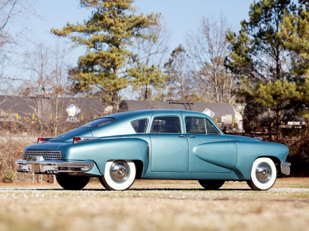 Tucker Sedan 1948 года