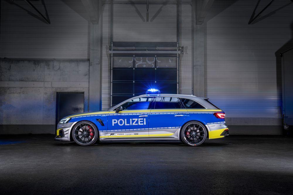 Audi RS4-R Avant Tune it! Safe! Concept by ABT 2019 года