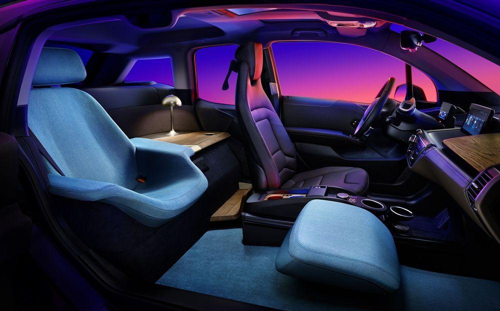 BMW i3 Urban Suite 2020 года