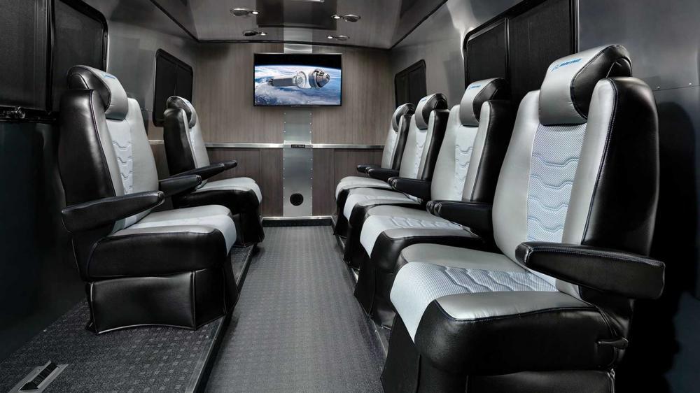 Airstream Astrovan II 2019 года
