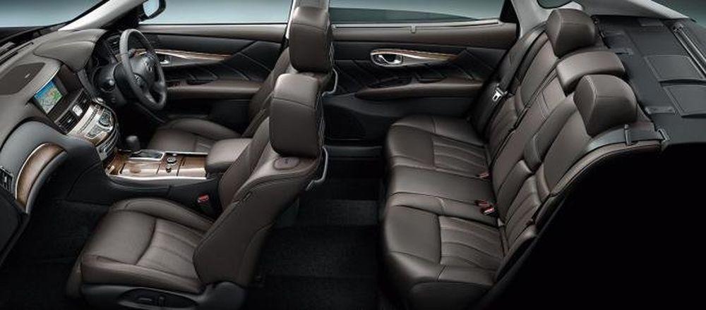 Nissan Cima 2020 года