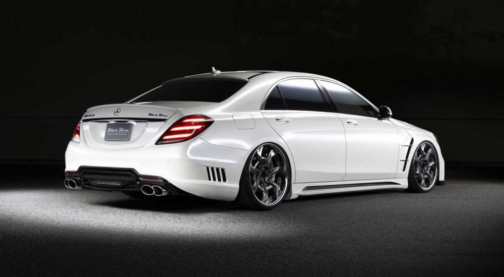 Mercedes-Benz S-Class Sports Line Black Bison Edition by Wald 2019 года