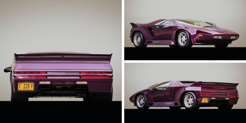 Vector W8, #009, 1991 года
