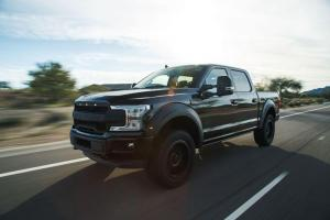 Roush представило особое издание Ford F-150 Tactical Edition