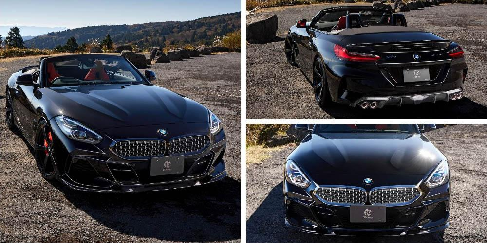 BMW Z4 sDrive20i M Sport by 3D Design 2019 года