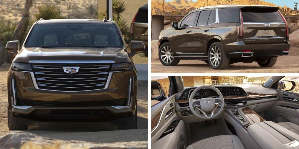 Cadillac Escalade Platinum Luxury 2020 года