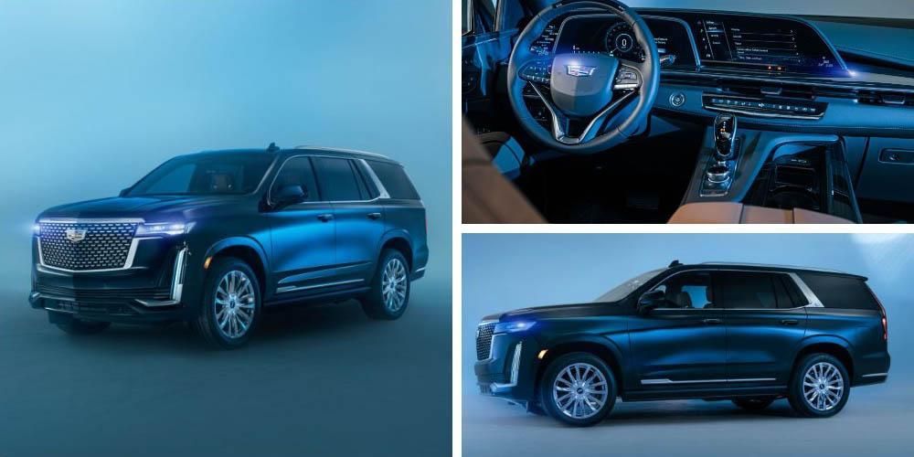 Cadillac Escalade Luxury 2020 года