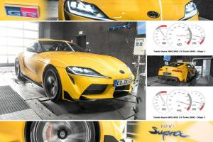 Toyota GR Supra 2020 года получила мощь BMW M2 Competition Hunting