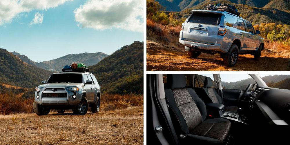 Toyota 4Runner SR5 Trail 2020 года