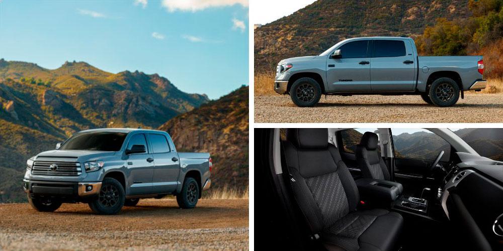 Toyota Tundra Trail CrewMax 2020 года