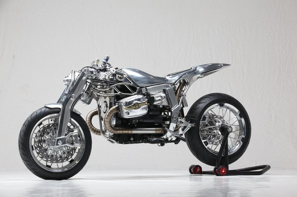 BMW R1100S by Radikal Chopper & Officine Mermaid