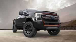 Ford F-250 Super Duty Fat Boy by Harley-Davidson