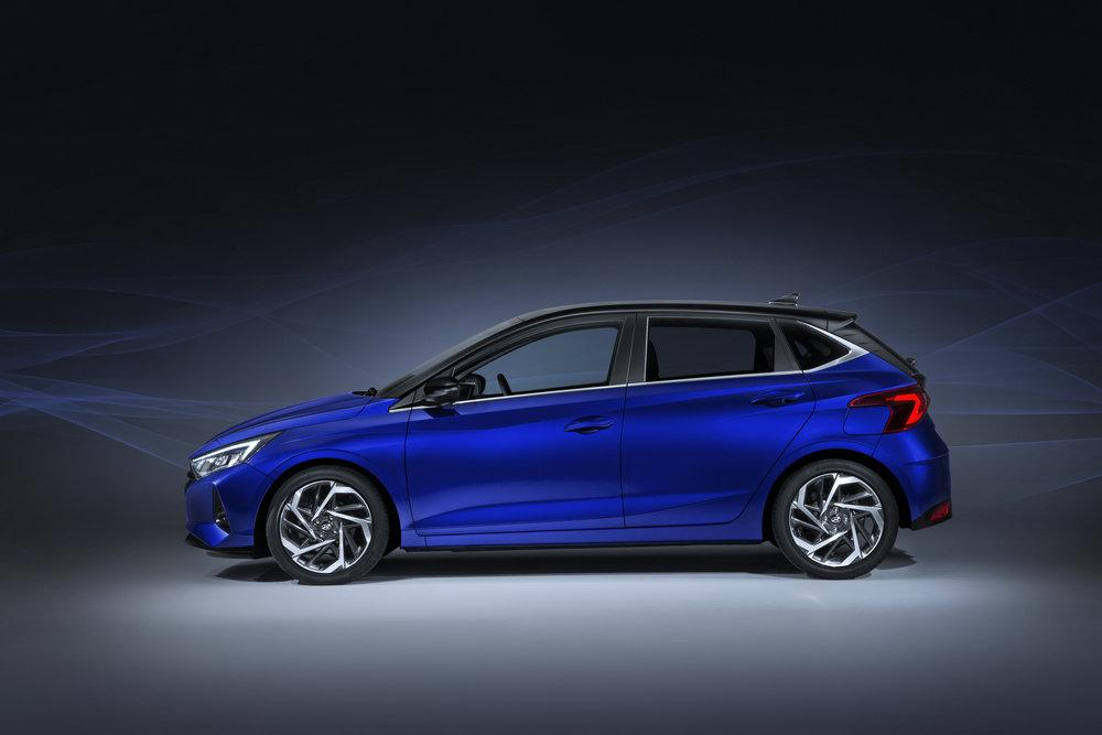 Hyundai i20 2020 года
