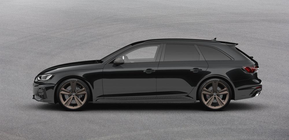 Audi RS4 Avant Bronze Edition 2020 года
