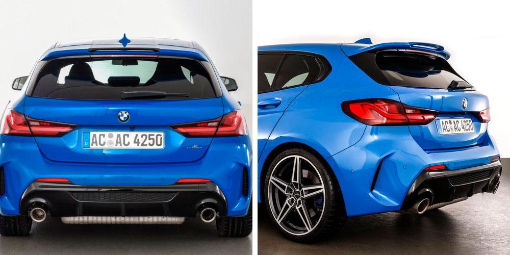 BMW M135i xDrive by AC Schnitzer 2020 года