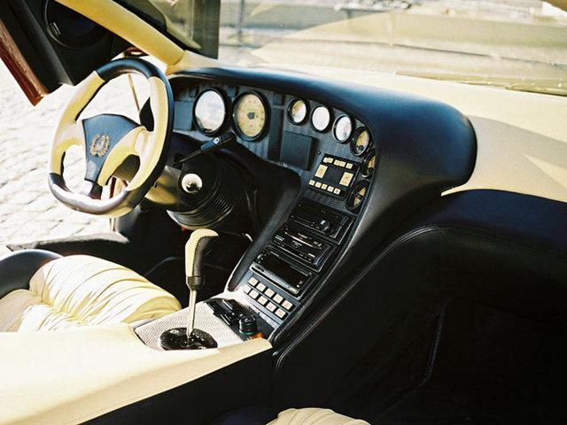 Lamborghini Diablo Coatl 2000 года