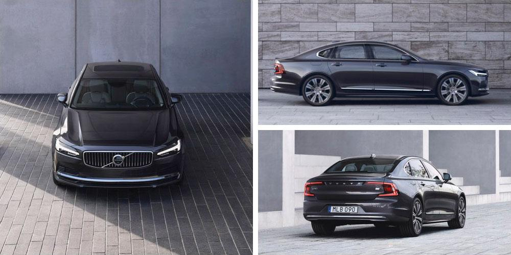 Volvo S90 T8 AWD Recharge Inscription 2020 года