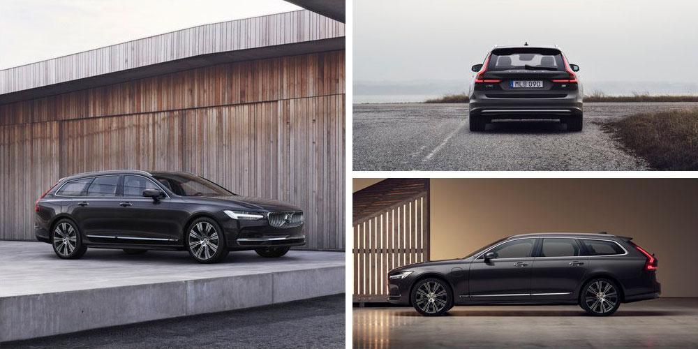 Volvo V90 T8 AWD Recharge Inscription 2020 года