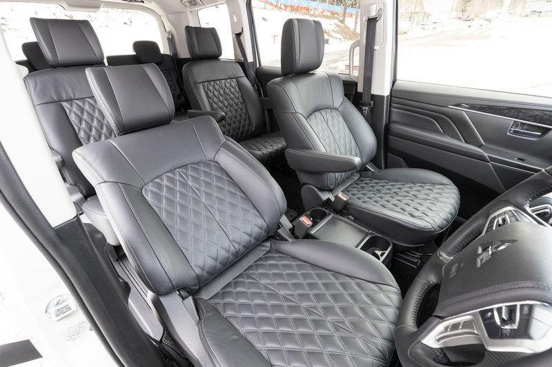 Mitsubishi Delica D:5 Urban Gear P Edition 2020 года