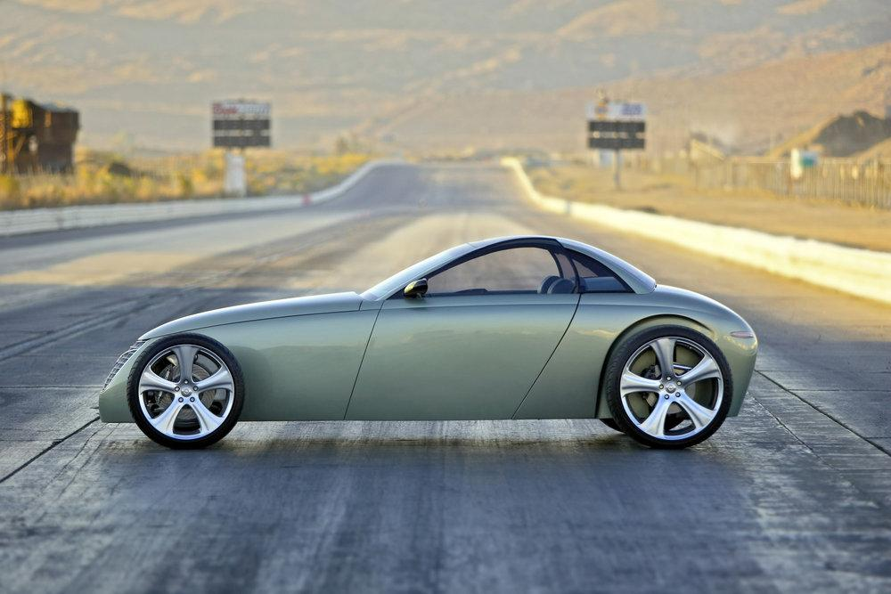 Volvo T6 Roadster Concept 2005 года