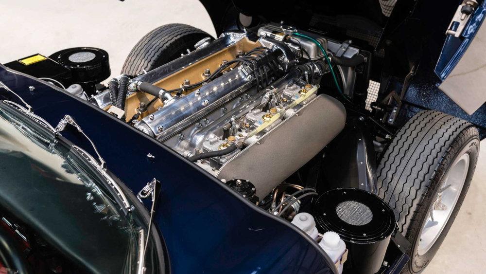 Jaguar E-Type WM Sport GT by Woodham Mortimer