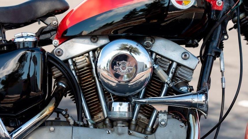 Harley-Davidson Sportster 1957 года
