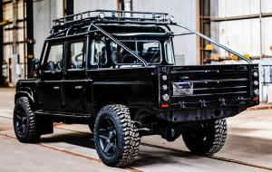Land Rover Defender 130 Double Cab by Osprey Custom Cars