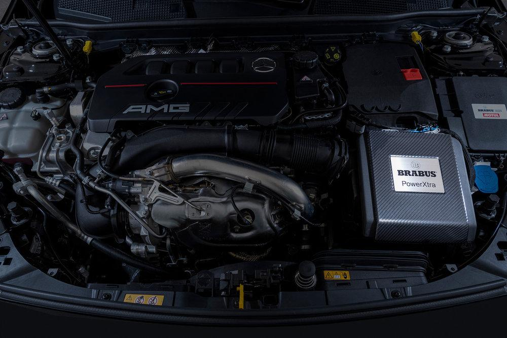 Mercedes-AMG A35 4Matic B35S by Brabus 2019 года