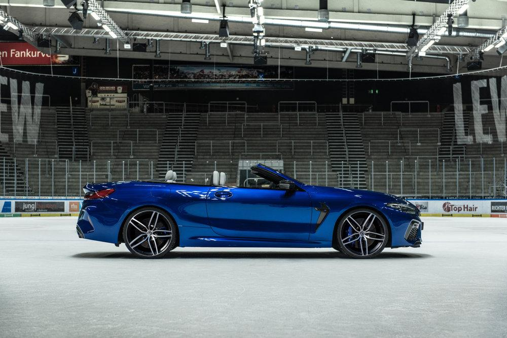 BMW M8 Competition Convertible by G-Power 2020 года