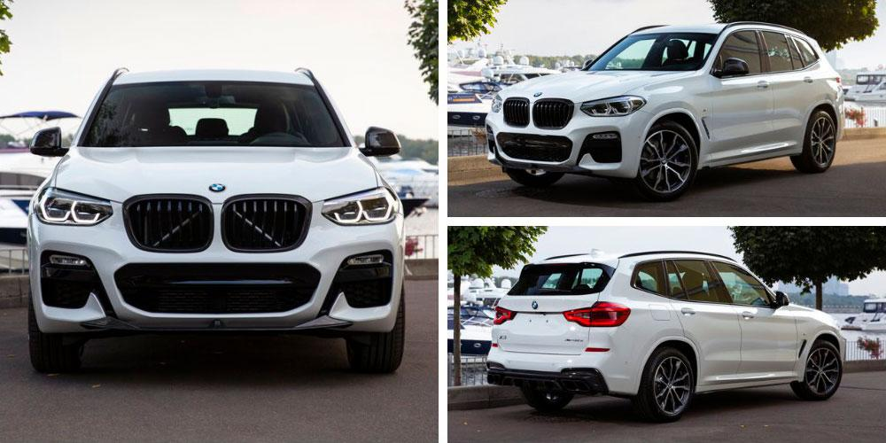 BMW X3 xDrive30 xLine by Larte Design 2020 года