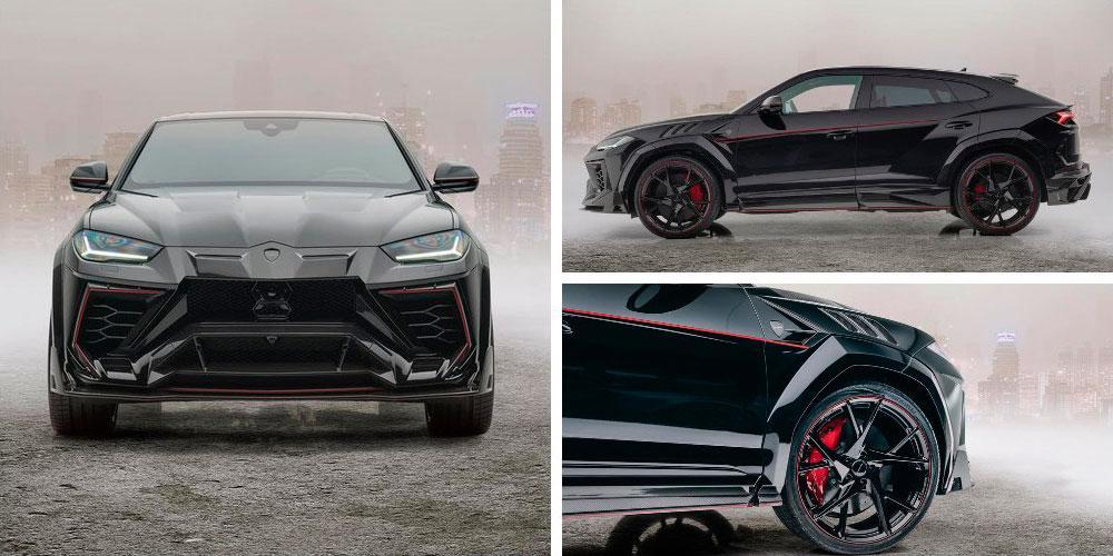 Lamborghini Urus Venatus by Mansory 2020 года