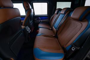 Mercedes-Benz G-Class Luxury by Invicto 2020 года