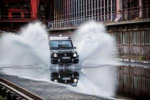 Mercedes-Benz G-Class Mission by Invicto 2020 года