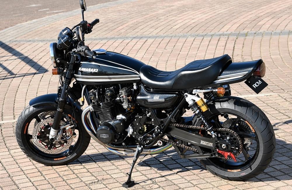 Kawasaki Z1 RCM-507 by AC Sanctuary